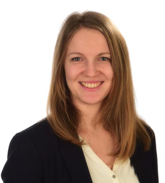 Rechtsanwältin Jennifer Fruth
